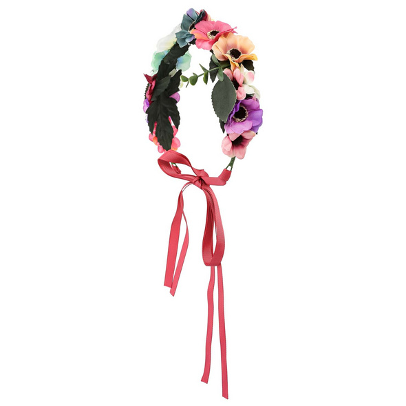 Haarreif - Flower Headband