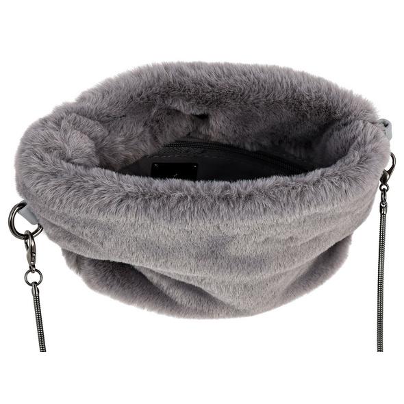Tasche - Fluffy Grey