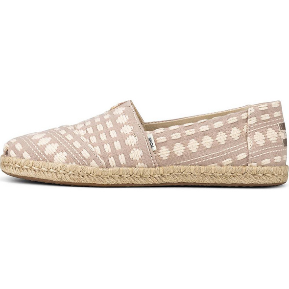 Slipper MACDMIA GLOBAL WOVEN WM ALROPE ESP