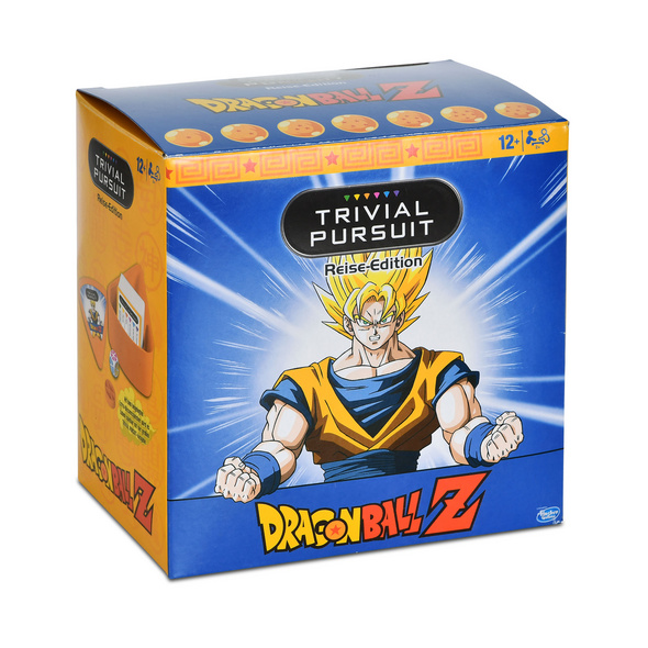 Dragon Ball Z - Trivial Pursuit Quiz