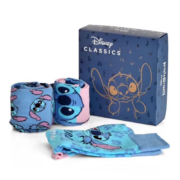Lilo & Stitch - Ohana Socken 3er Set