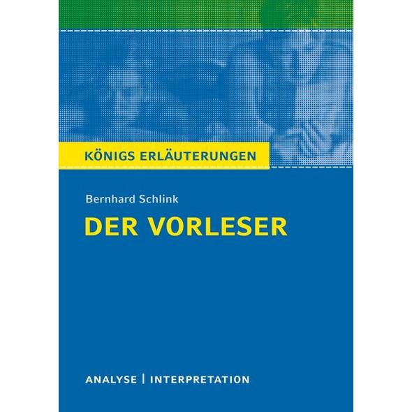 Der Vorleser von Bernhard Schlink.