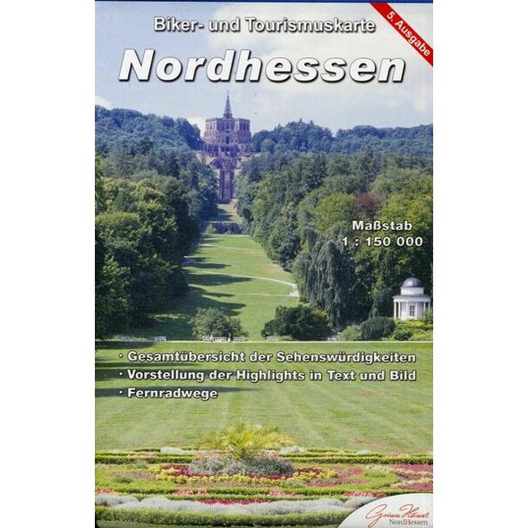 Nordhessen 1 : 150 000