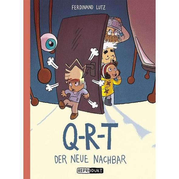 Q-R-T / Q-R-T: Der neue Nachbar