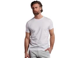 Basic T-Shirt aus Supima Baumwolle