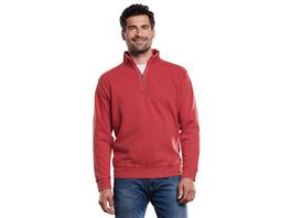 Sweatshirt mit Ottoman-Struktur