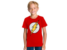 Flash Logo Kinder T-Shirt