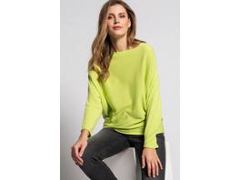 Pullover Identity, Trendfarbe, Fledermausärmel