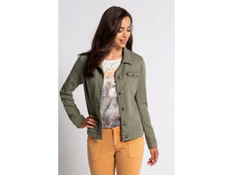 Gina Laura Jacke, Jeans-Look, extraweich