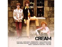 Cream: Icon