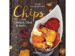 Chips aus Gemüse, Obst und mehr. Die besten Rezepte für hauchdünnes Gebäck aus dem Backofen